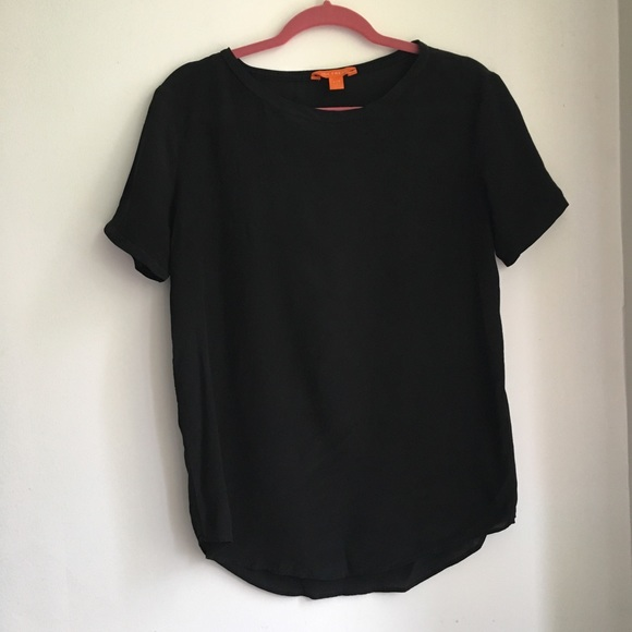 Joe Fresh Tops - Joe Fresh Black Short sleeve blouse